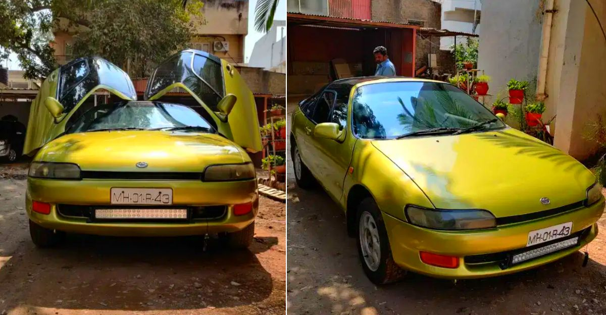 Rare, used 2-door sports car Toyota Sera available for sale