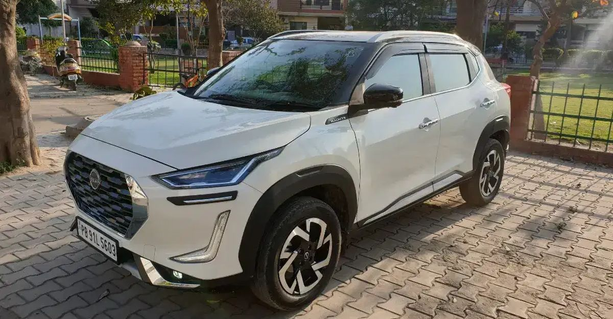 Almost-new Nissan Magnite compact SUVs for sale: Skip the waiting period