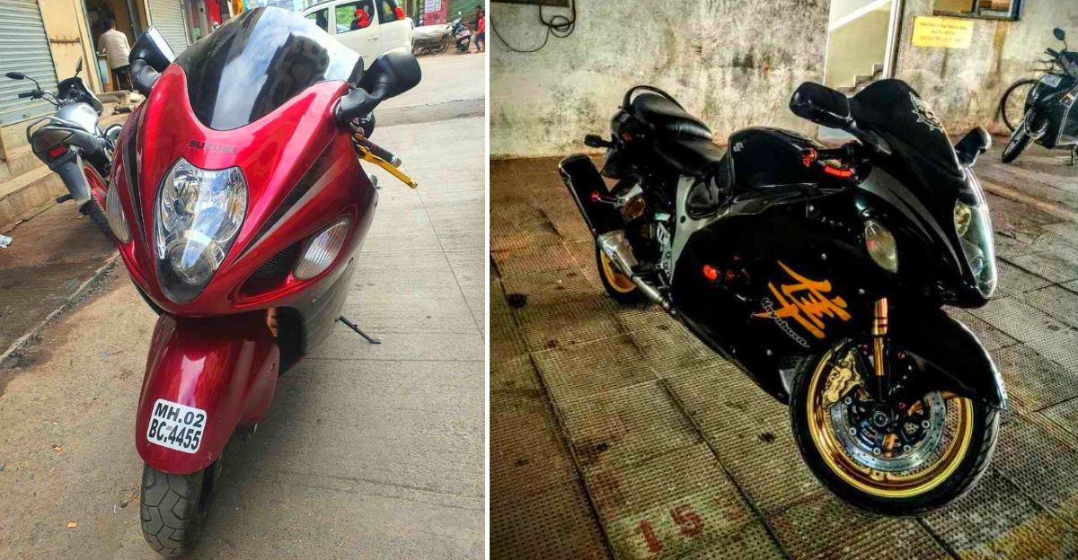 3 used Suzuki Hayabusa Superbikes for sale with prices starting from just 3.8 lakh