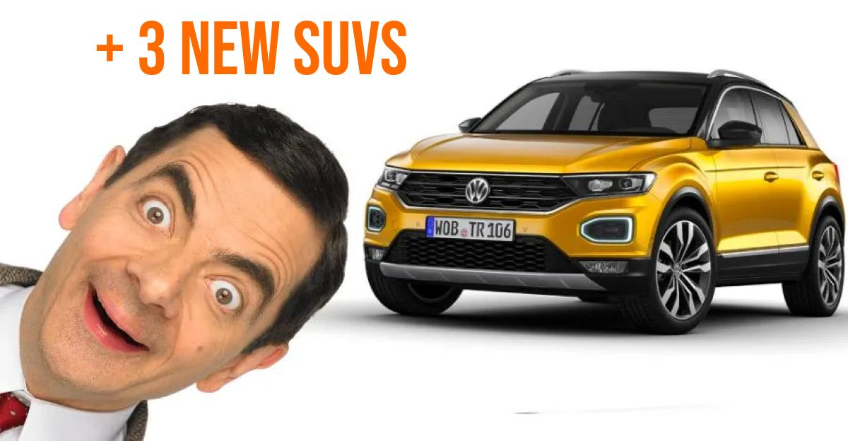 Volkswagen India announces four SUVs, launching in 2021: Details