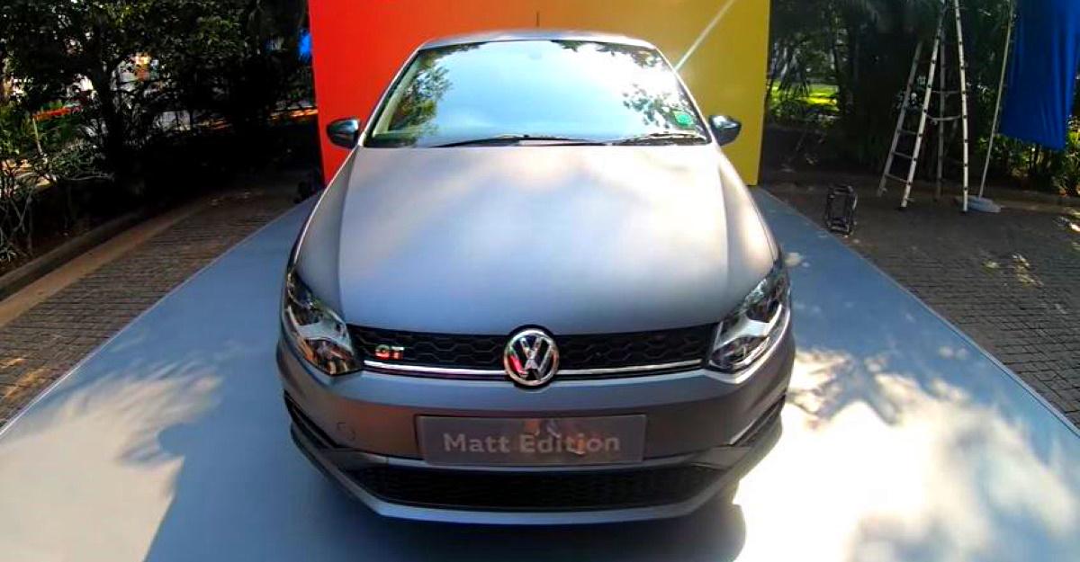 2021 Volkswagen Polo GT Matt Edition in a video walkaround
