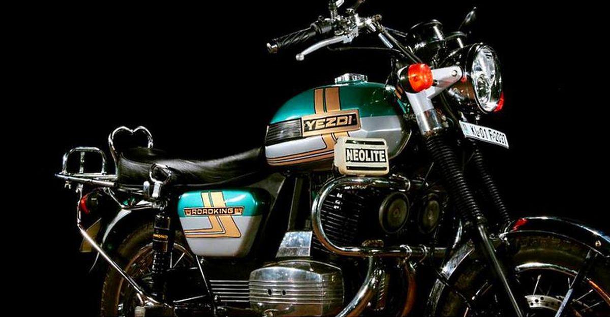 10 forgotten Jawa & Yezdi motorcycles of India