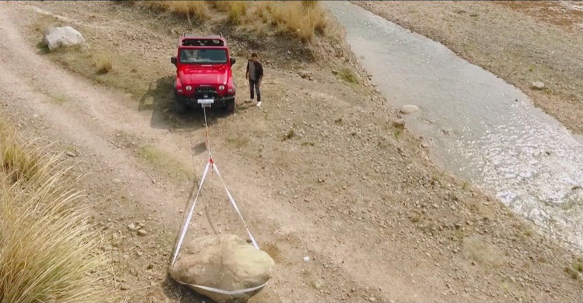 How to recover the new Mahindra Thar from almost any situation: Explained