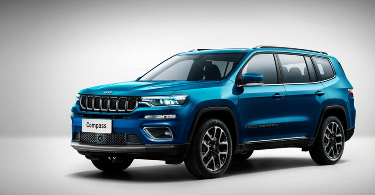 Jeep Commander is the name of 7-seater SUV that will take on Toyota Fortuner