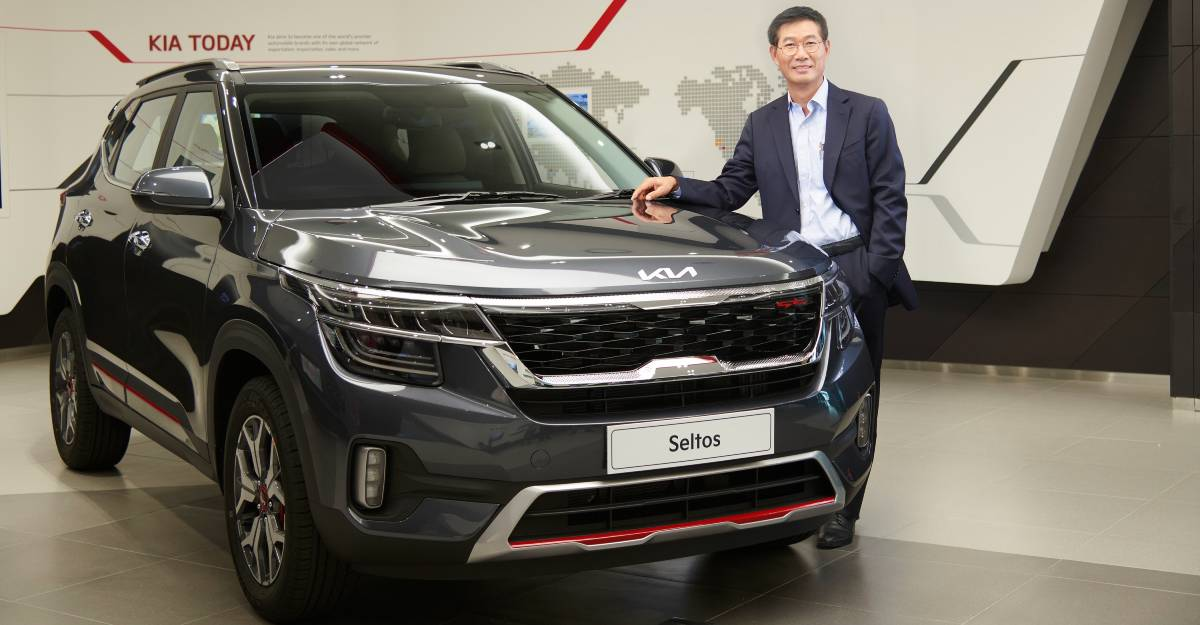 Updated 2021 Kia Seltos detailed on Video Before Official Launch