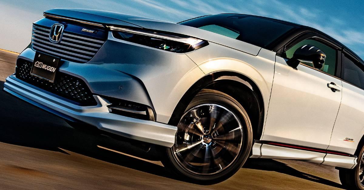 India-bound Honda HR-V gets Mugen Kit