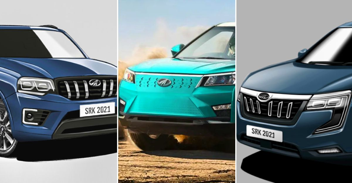 Mahindra to launch 7 new SUVs in 2021: All-new XUV700 to next-gen Scorpio