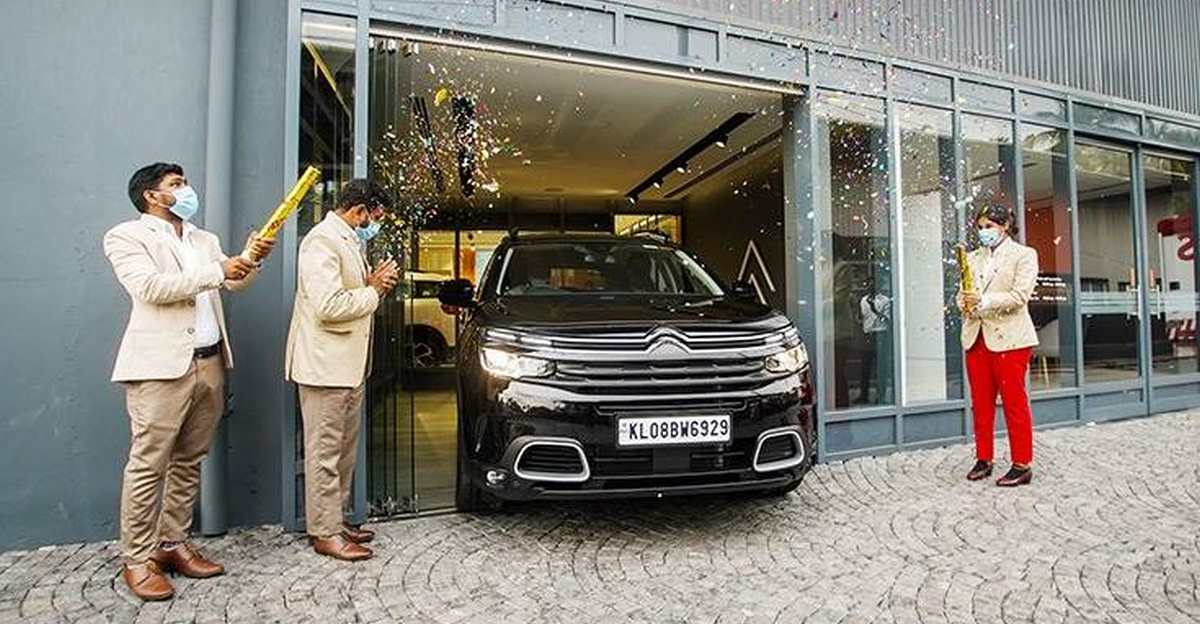 Citroen commences deliveries of C5 AirCross SUV