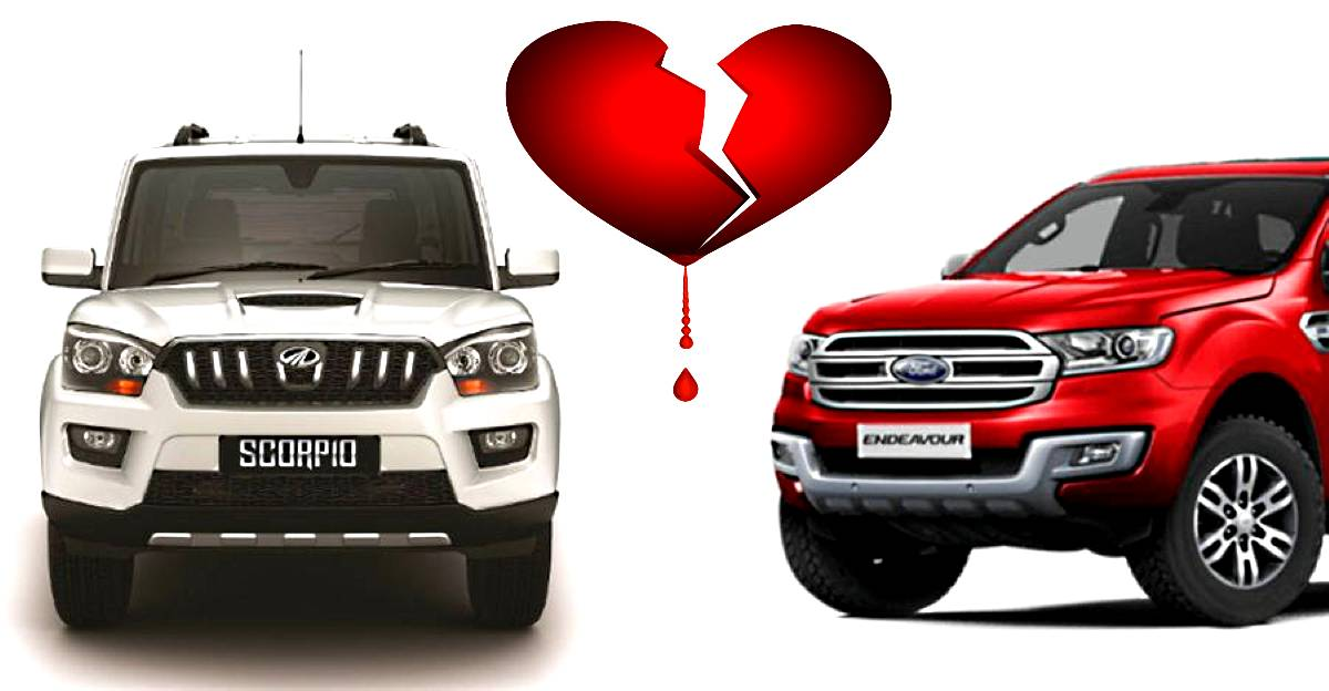 Ford & Mahindra officially end collaboration on all projects: Break-up official!