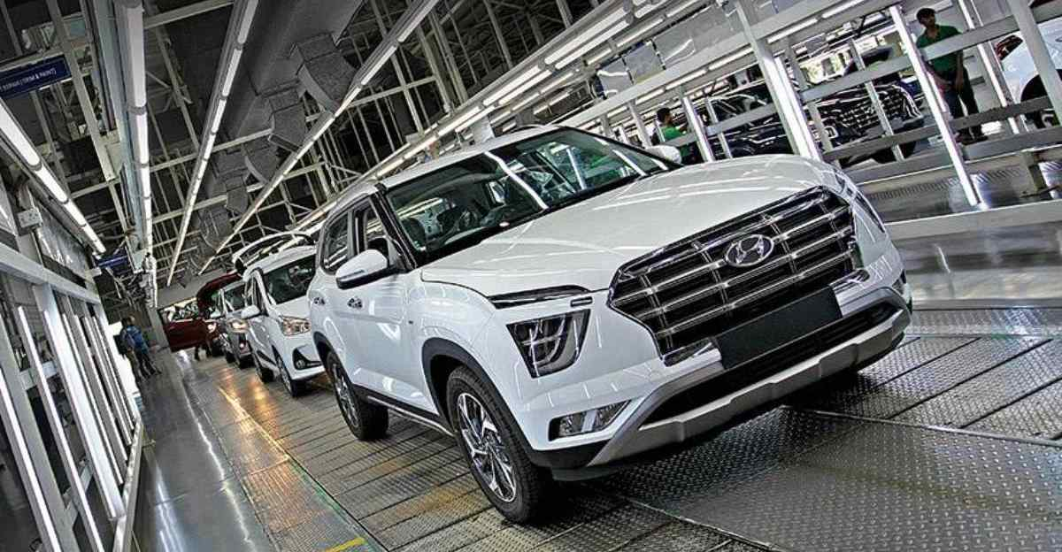 Hyundai is India's largest car exporter, beating Maruti Suzuki again