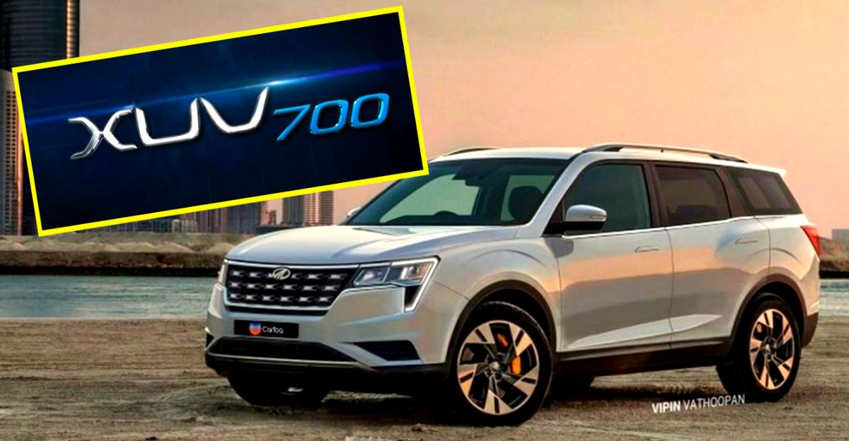 Mahindra XUV700 is the new name of the all-new 2021 XUV500 SUV