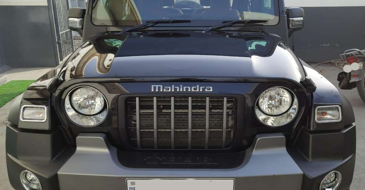 Almost-new Mahindra Thar Diesels for sale: Skip the waiting period