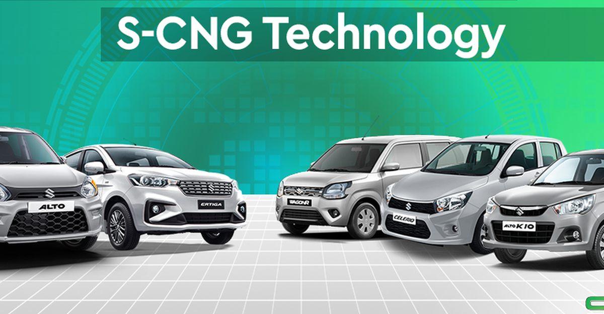 Maruti Suzuki sells highest ever S-CNG vehicles in FY21