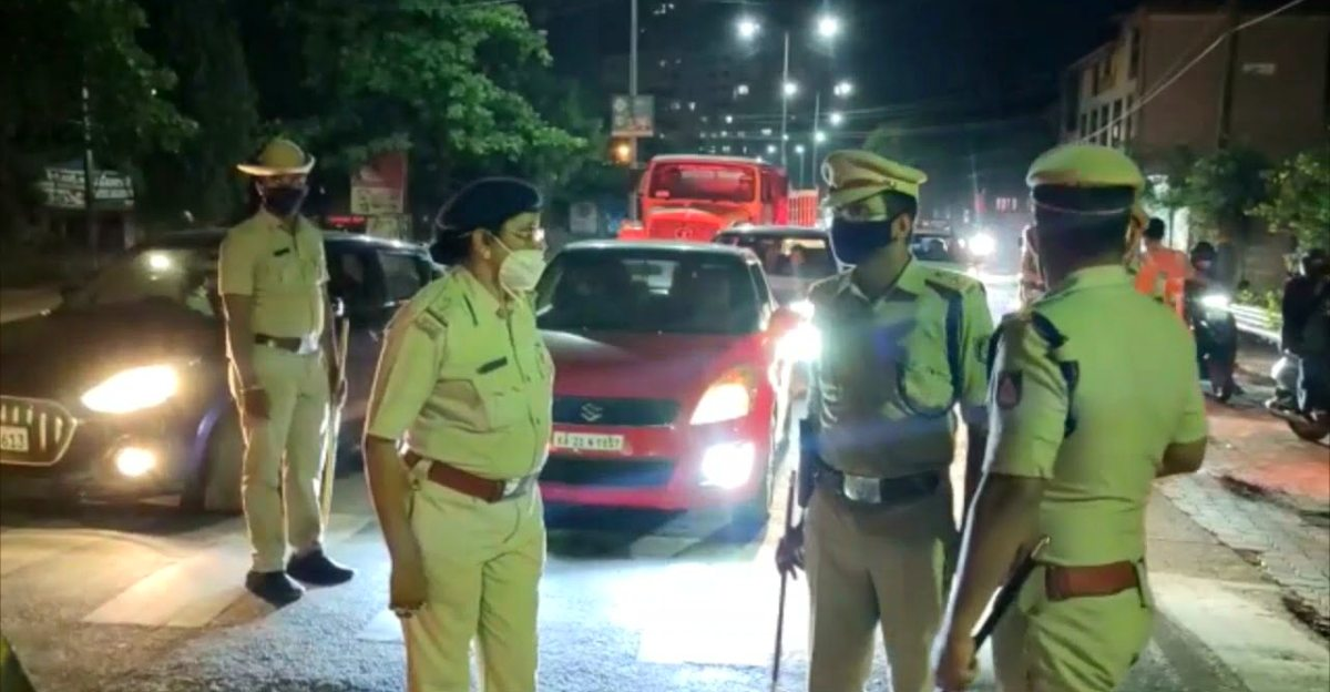 68 vehicles seized for violating COVID-19 Night Curfew