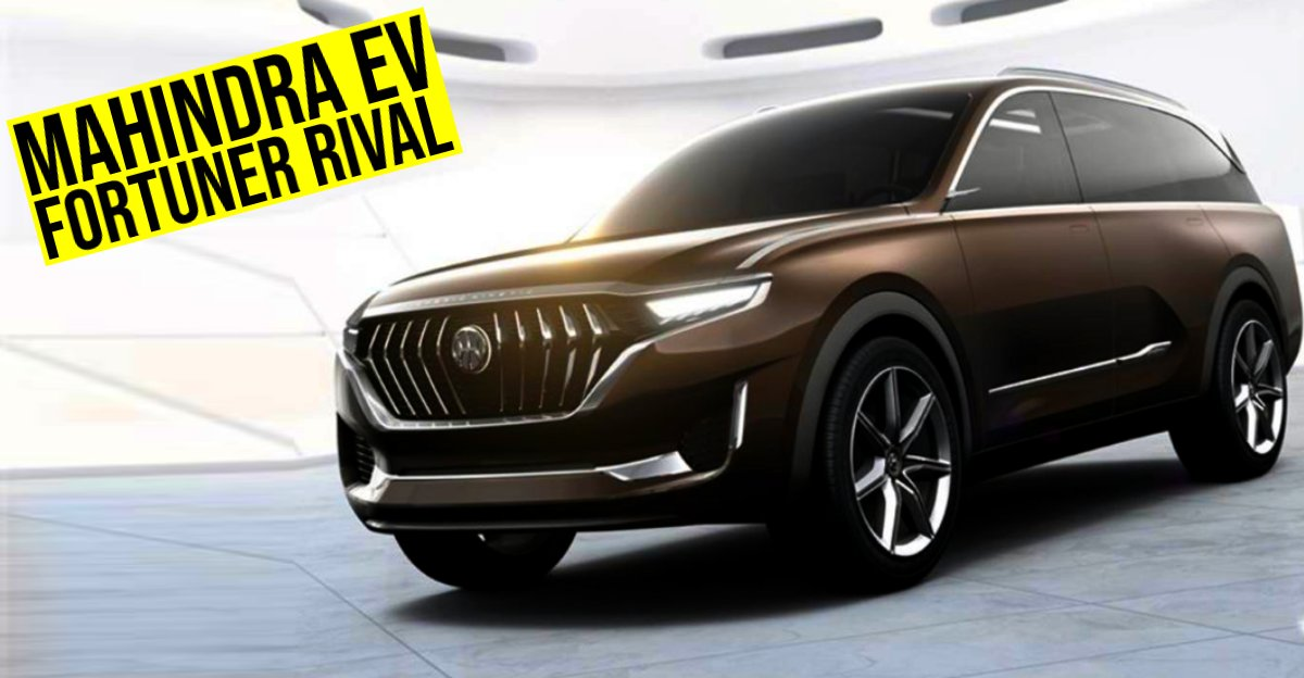Mahindra to launch a 40 lakh rupee electric SUV under Pininfarina brand: Toyota Fortuner challenger?