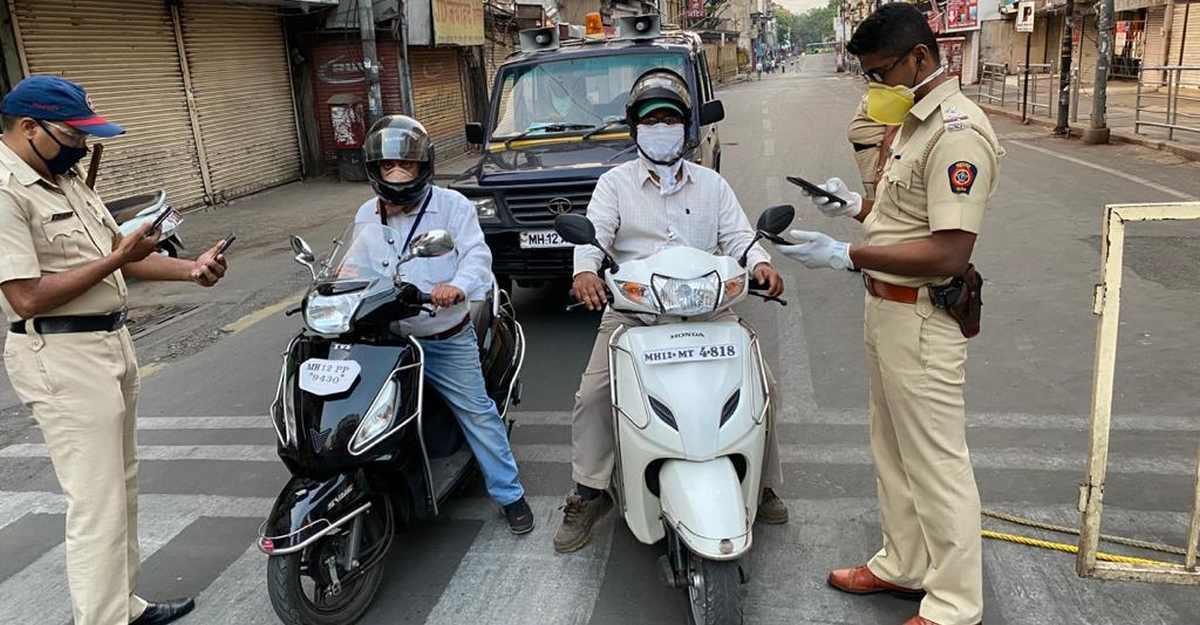 Maharashtra police to seize vehicle & driving license of COVID-19 night curfew violators
