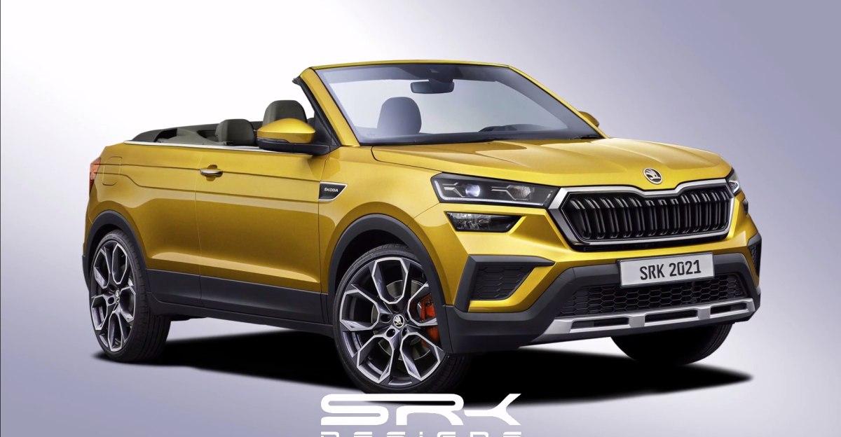 Skoda Kushaq Cabriolet: What it'll look like