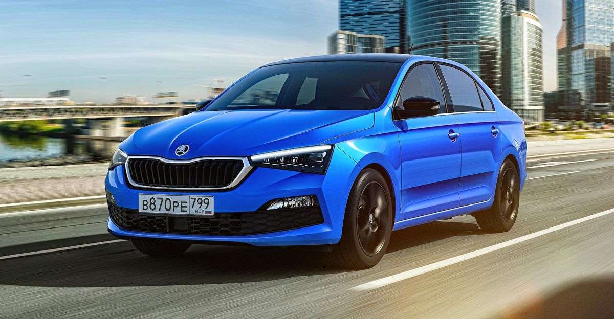 Skoda's new mid-size sedan for India spied testing: Costlier than Rapid