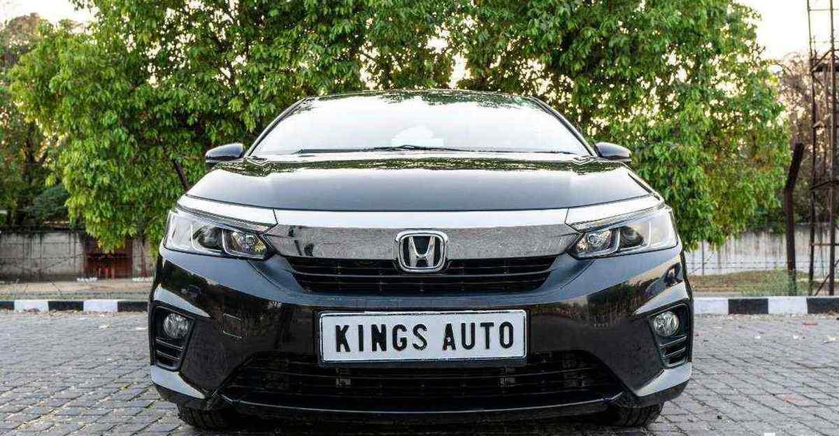Almost-new Honda City sedans for sale