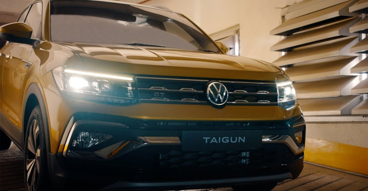 Volkswagen India releases new TVC for the upcoming Taigun compact SUV