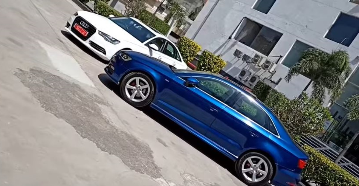 Well maintained used Audi luxury sedans for sale from just 10 lakh