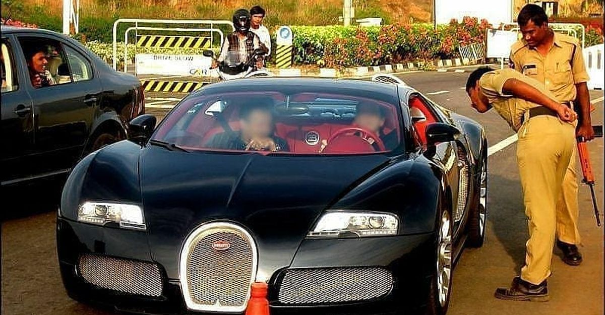 10 things you CANNOT do in a supercar in India that you can do in a regular car!