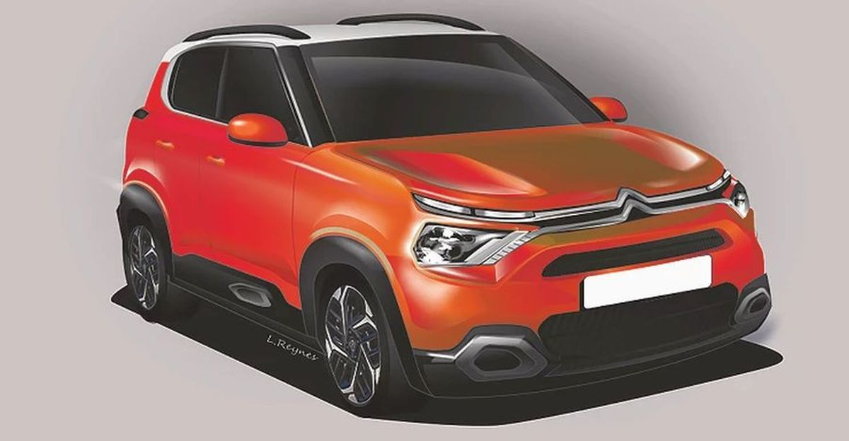 Citroen's sub-compact SUV to debut in May 2021: Maruti Ignis rival