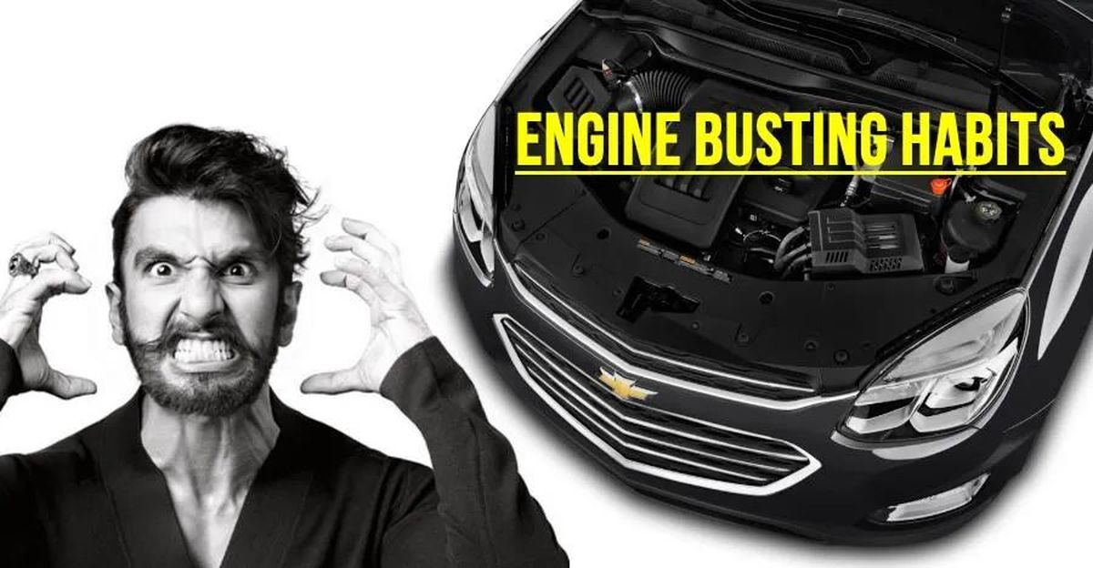 5 car engine destroying habits that you must totally avoid