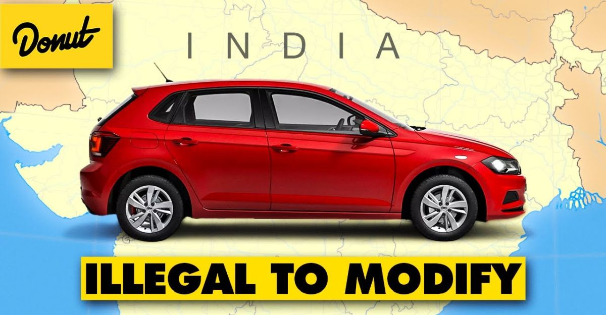 What foreigners are saying about India's car modification ban!