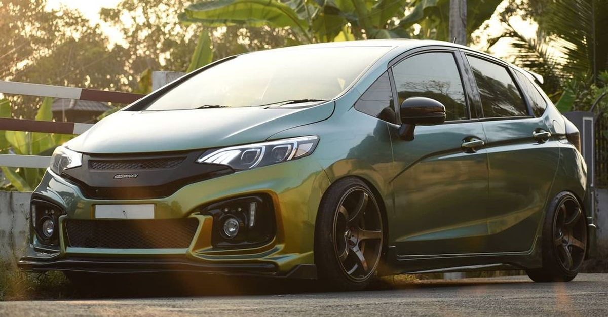 India's first bagged Honda Jazz is here [Video]