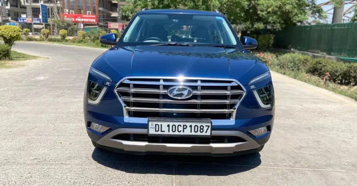 Almost-new Hyundai Creta SUVs for sale: Jump the queue