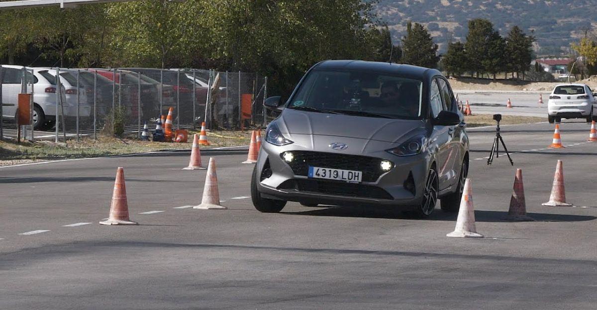 Watch the Hyundai Grand i10 NIOS in a moose test [Video]