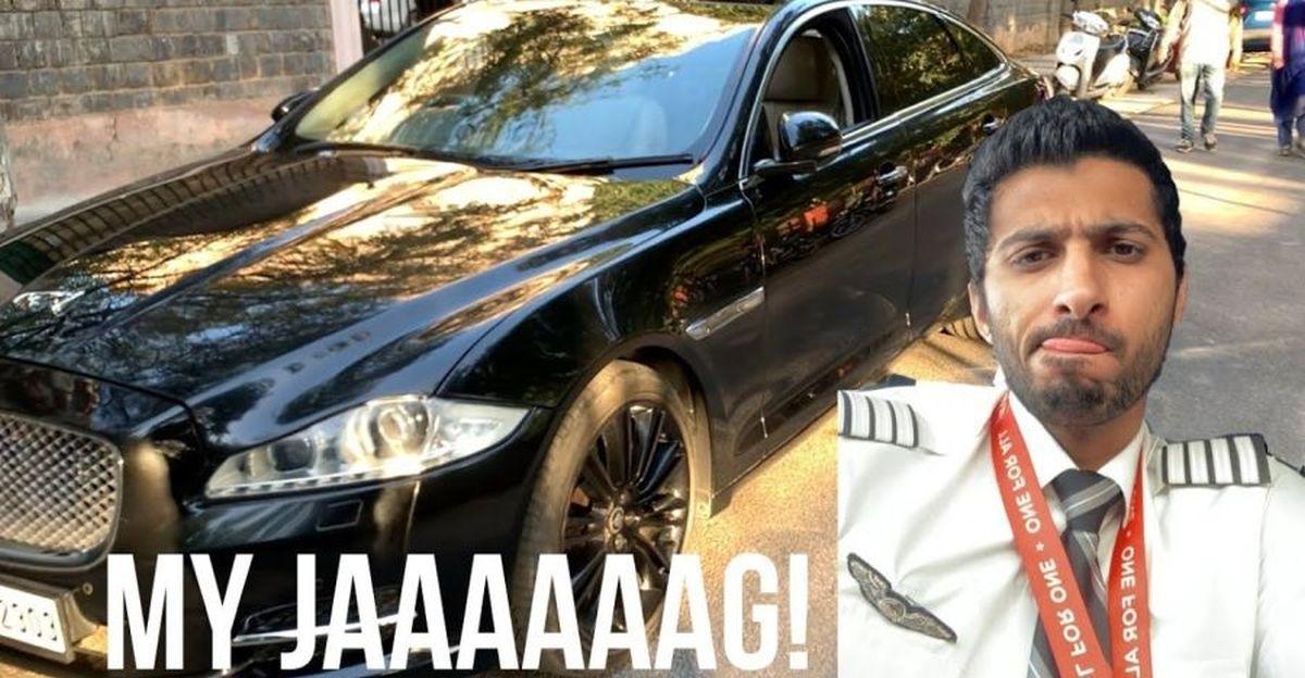 What is it like to own a used Jaguar XJ L luxury sedan? vlogger explains
