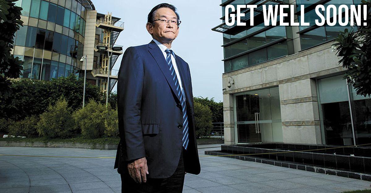 Maruti Suzuki MD Kenichi Ayukawa tests COVID positive, for the second time