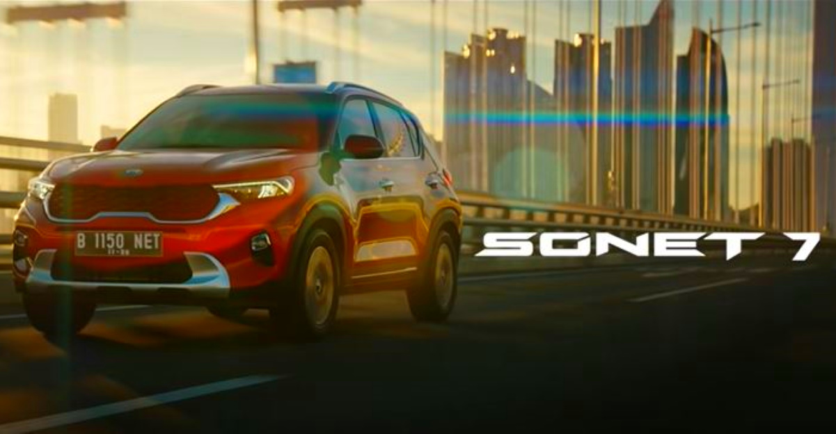 Kia Sonet 7 seat compact SUV: Images and details
