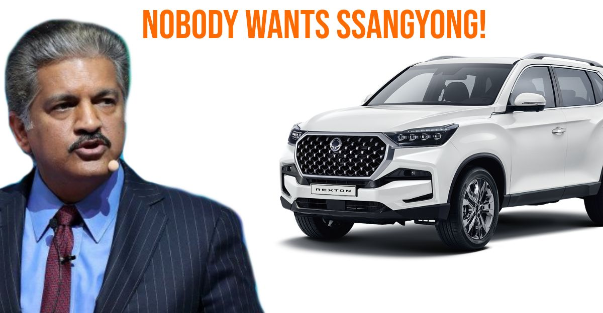 Mahindra fails to find buyer for Ssangyong: Court takes custody of company