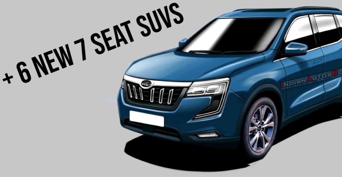 7 upcoming 7-seater SUVs launching in 2021: Hyundai Alcazar to Mahindra XUV700