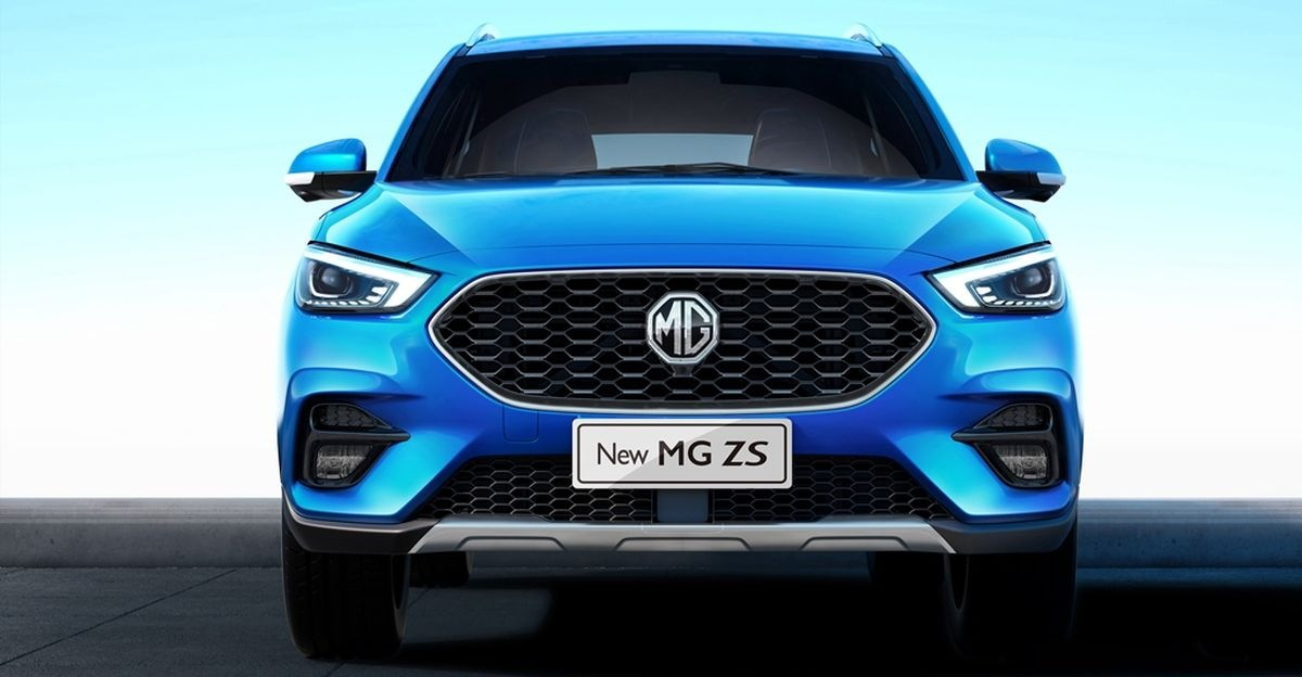 MG Astor(ZS Petrol) interiors spied for first time