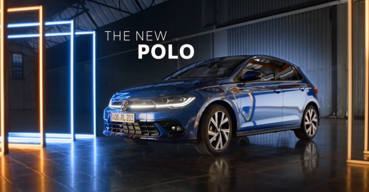 Sixth generation Volkswagen Polo: New TVC released