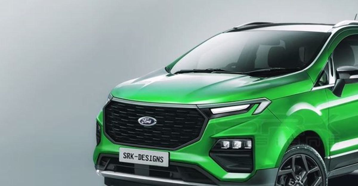 2022 Ford Ecosport: What the next generation of the compact SUV will look like