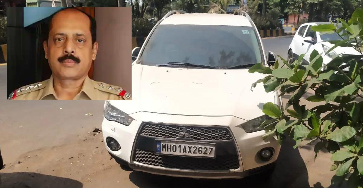 NIA seizes Mitsubishi Outlander registered in name of Sachin Waze