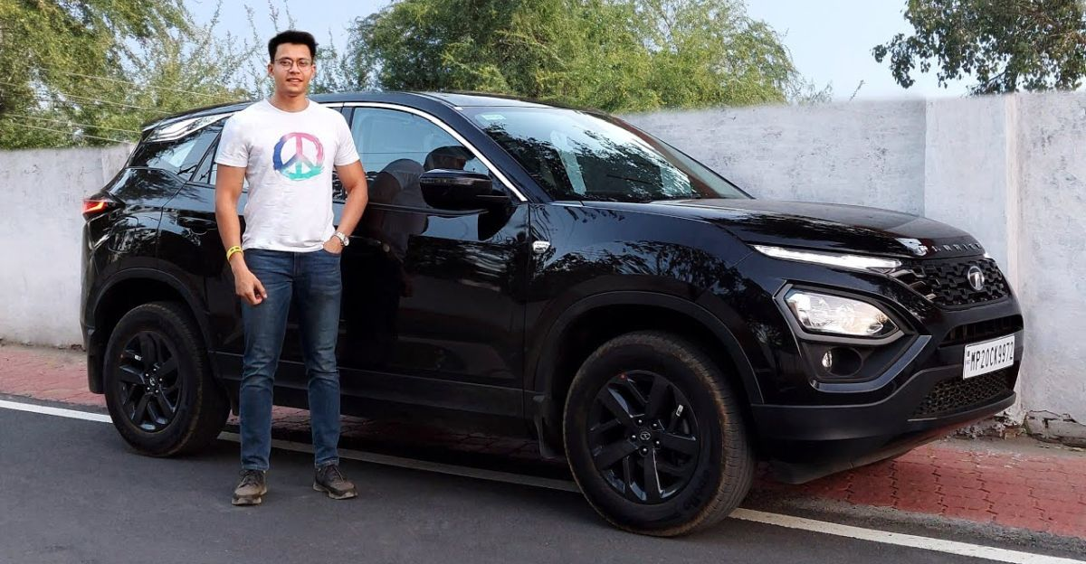 Single family buys 4 Tata Harriers: Owner explains why