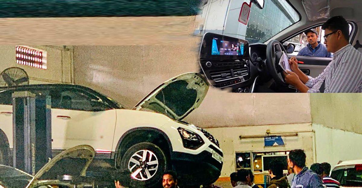 New Safari owner posts happy video after Tata Motors sends technician home to fix problem