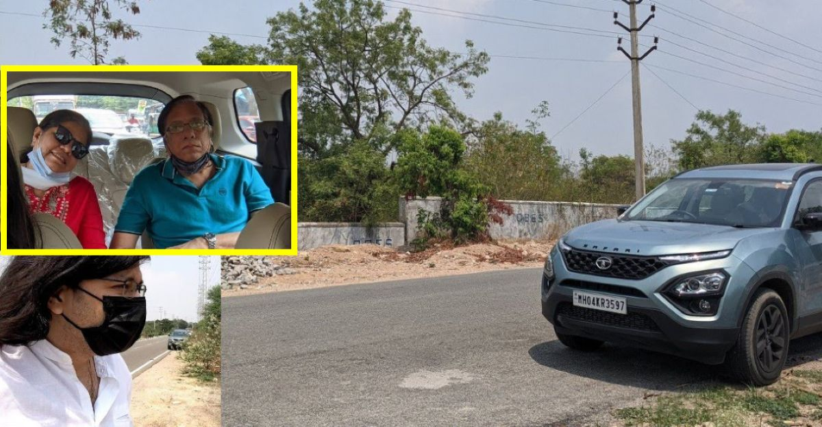 New Tata Safari: What elderly parents have to say about the captain seats