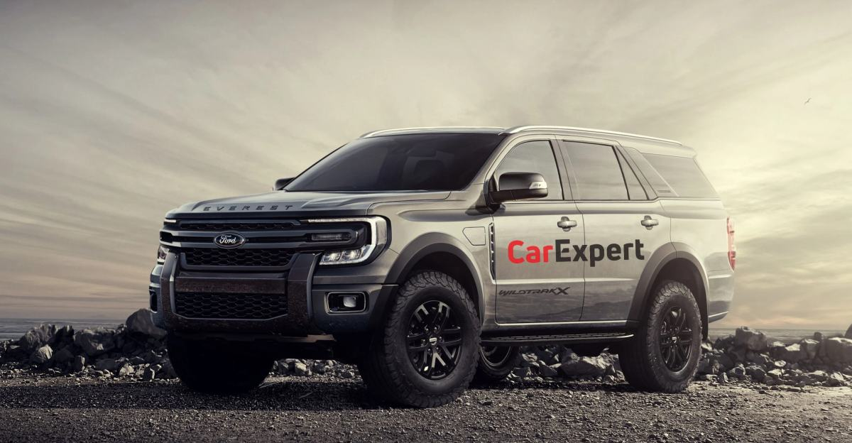 All-new Ford Endeavour luxury SUV: What it'll look like