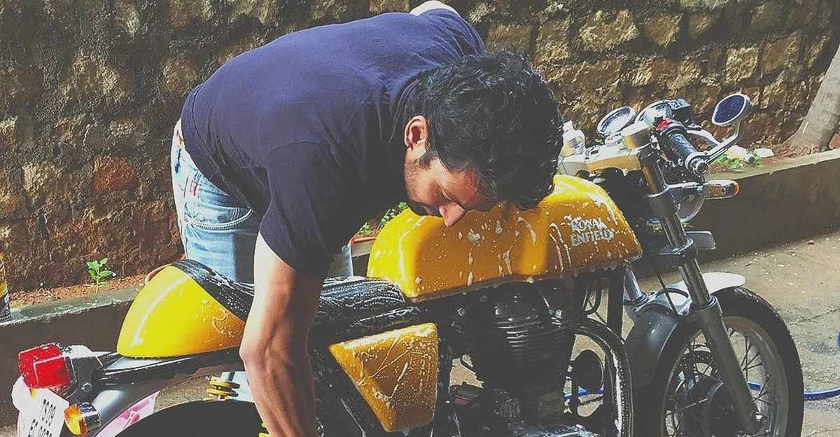 Bollywood actor Harshvardhan Rane sells his Royal Enfield to raise funds for oxygen concentrators