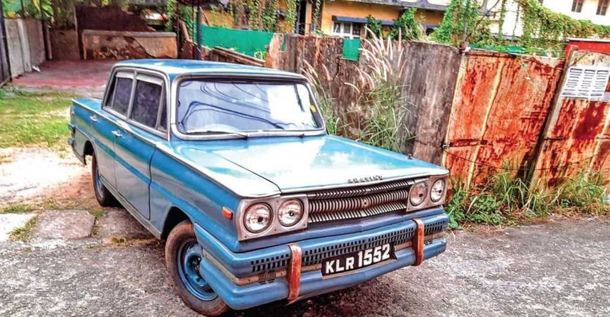 India's first indigenous car – Aravind Model 3 – & the story behind it