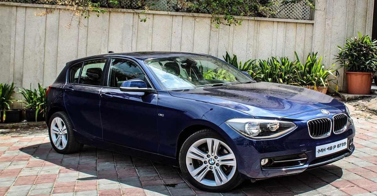 Beautifully kept BMW 1 Series luxury hatchback selling at Hyundai i20 prices