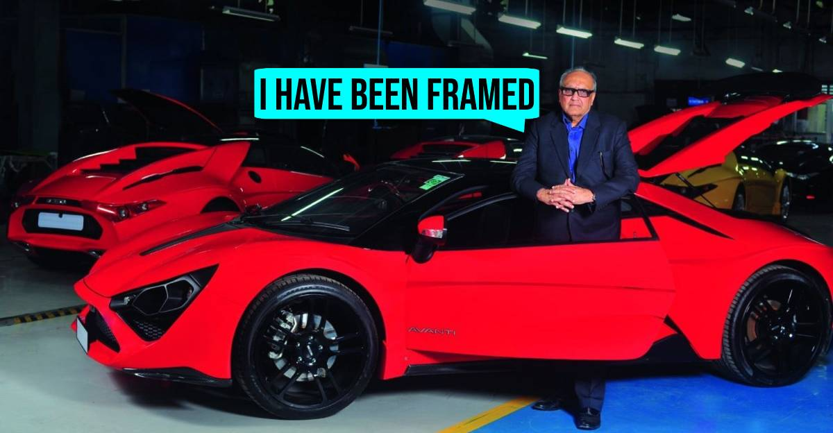 Dilip Chhabria on DC Avanti scam: Conspiracy against me by business partners & Sachin Vaze