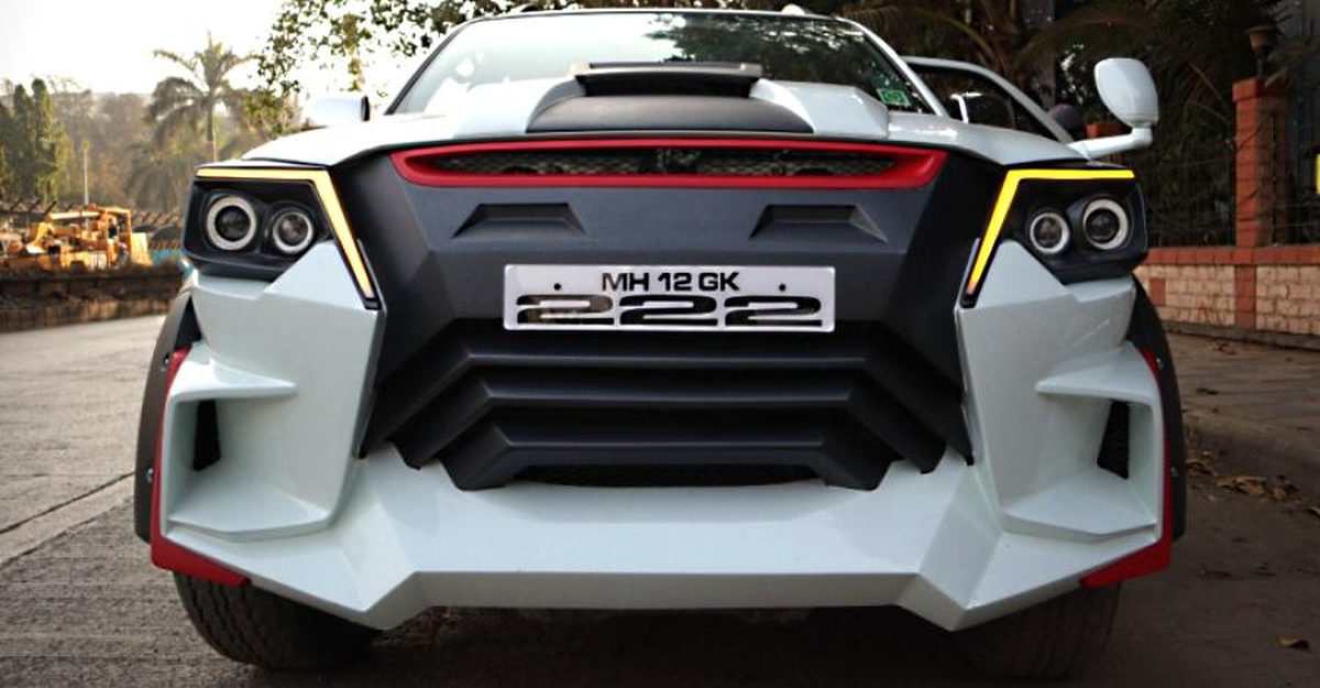This is the craziest modified Toyota Fortuner that you will see in India